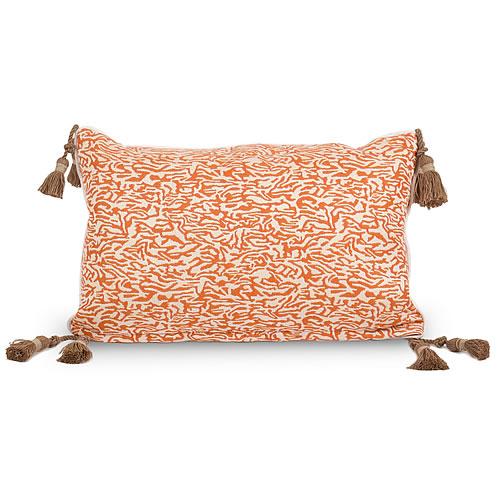 index pillow coral sea light po lumbar blue