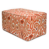 La Paz Daybreak Indoor / Outdoor Ottoman