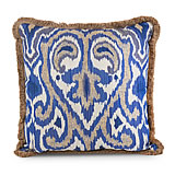 La Paz Indigo Indoor / Outdoor Pillow