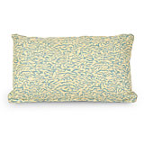 Coral Wave Indoor / Outdoor Lumbar Pillow