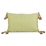 Tybee Palmetto Indoor / Outdoor Lumbar Pillow